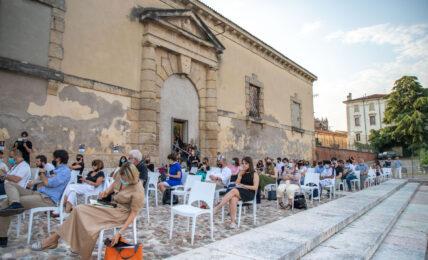 Festival del Giornalismo di Verona alla Dogana di fiume