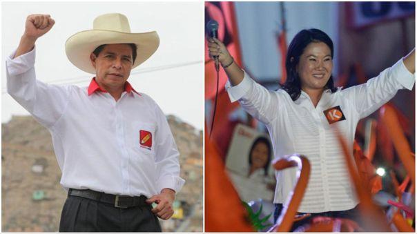 Castillo e Fujimori
