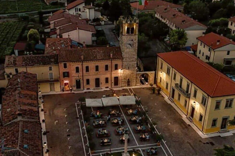 Serate in piazza con il Ristorante La Torre - Mezzane di Sotto - Verona