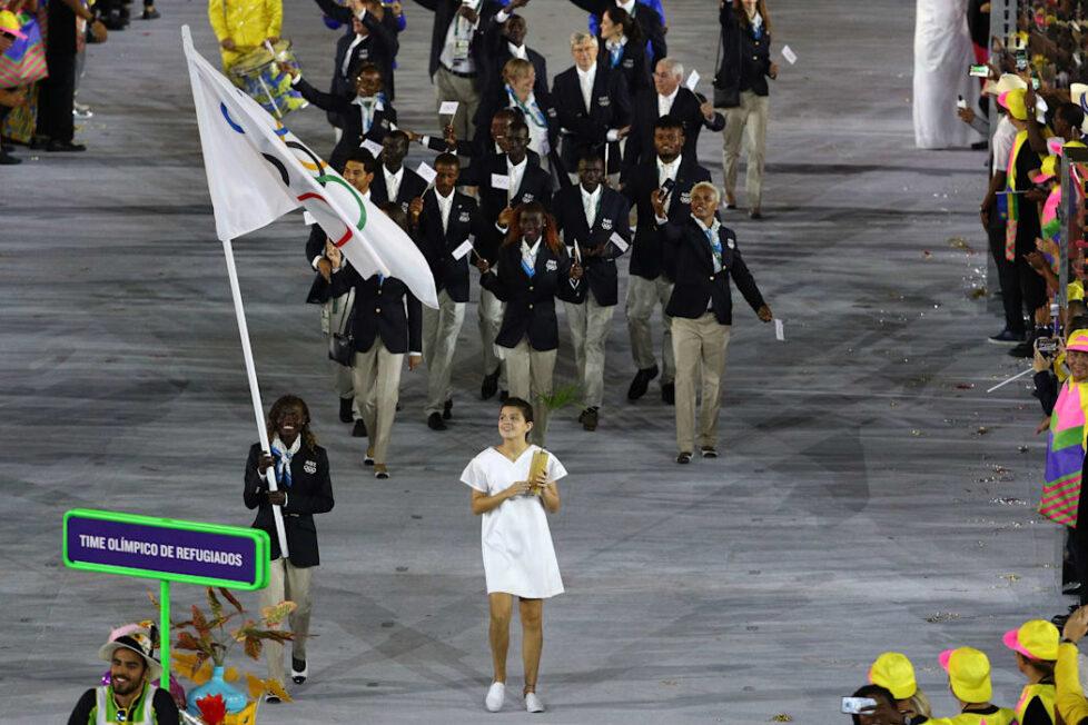 Squadra Olimpica Rifugiati a Rio 2016