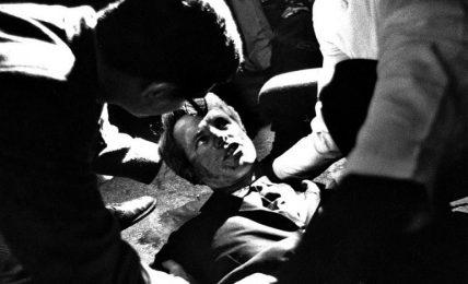 Bob Kennedy dopo il colpo di pistola nell'attentato del 1968 - Stati Uniti - Heraldo.it